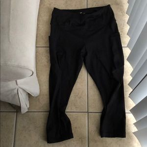 90 Degree Reflex black pocket legging